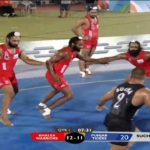 California Eagles Vs Khalsa Warriors – 14 October 2016