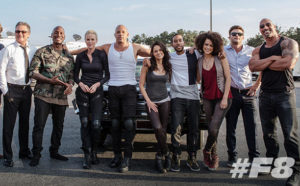 Fast 8 upcoming movies 2017