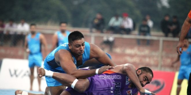 Kabaddi League 2 California Eagles Vs United Singhs - 8 Oct 2016