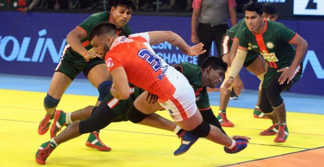 Kabaddi World cup 2016 - England vs Argentina 14 Oct 2016