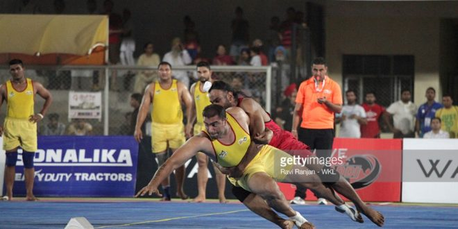 Khalsa Warriors Vs Punjab Tigers 9 October 2016 Match 18