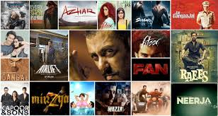 List of Bollywood Top Ten Movies 2016