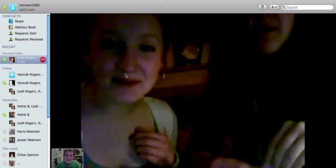 List of girls Skype new Ids