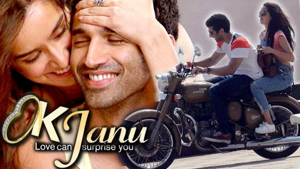 ok-jaanu UPCOMING MOVIES 2017
