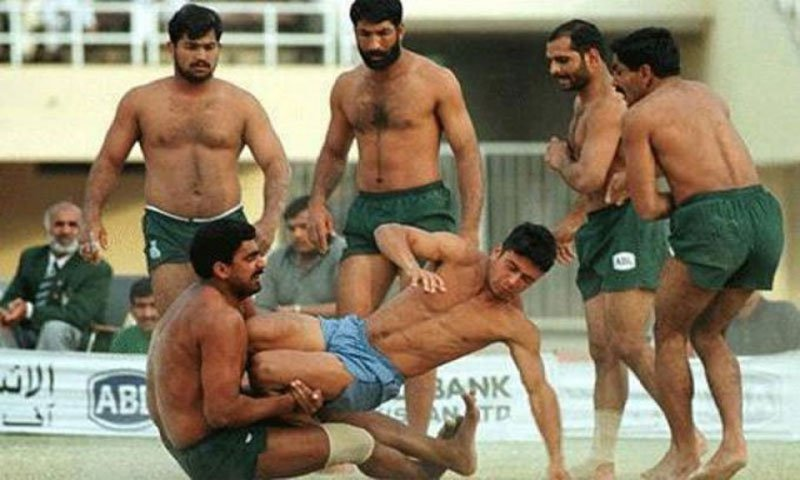 Pakistan Vs India Kabaddi Match 2017