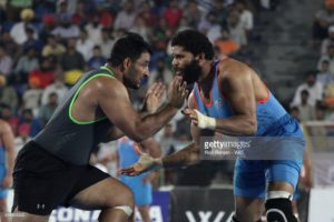 Royal Kings USA Vs California Eagles - World Kabaddi League 2016 - Match 16
