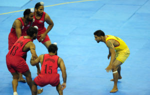 World Kabaddi League - Royal Kings USA Vs Khalsa Warriors 8 Oct 2016