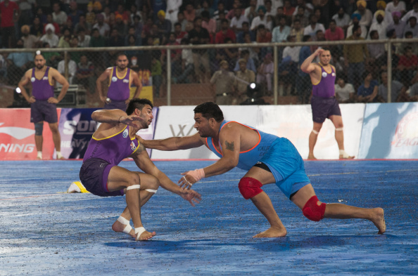 World Kabaddi League Season 2 - PTC NEWS Channel 2016