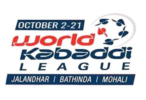 World kabaddi league 2 Schedule, Points Table,Team 2016