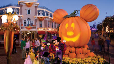 What is Halloween 2016 Event in USA