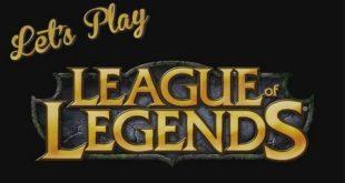 Play league of legends 2017