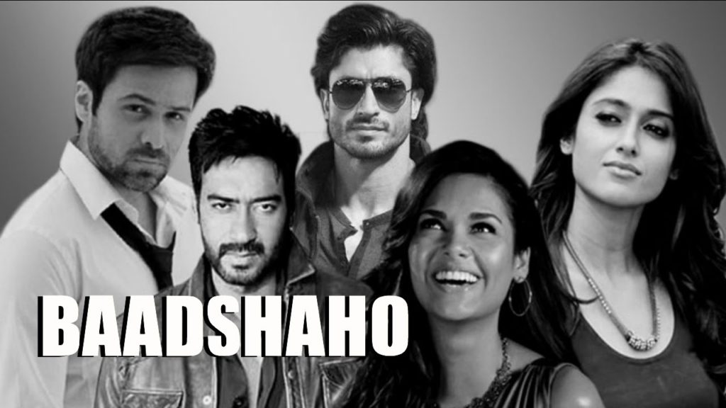 BAADSHAHO Emraan Hashmi Upcoming movies 2017
