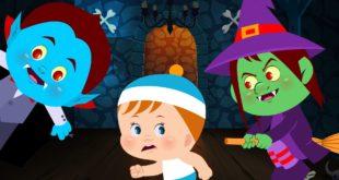 List of Halloween monsters