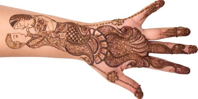 Karva Chauth Mehnid Designs 2016