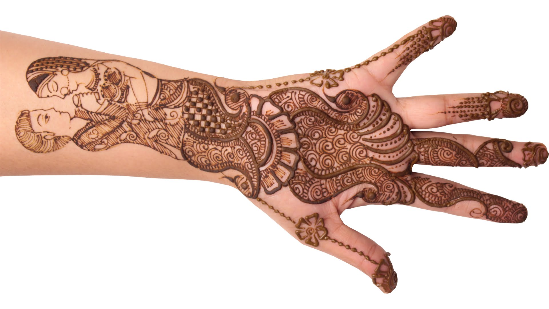 Karva Chauth New Mehndi Designs 2016