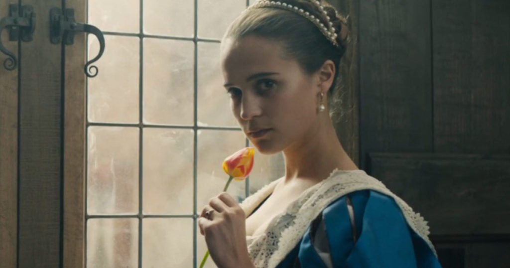 Tulip Fever upcoming movies 2017