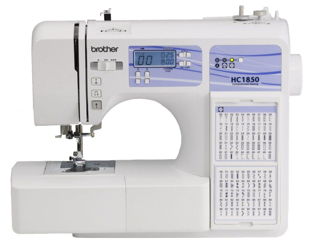 Cheap Computerized Sewing machine 2017