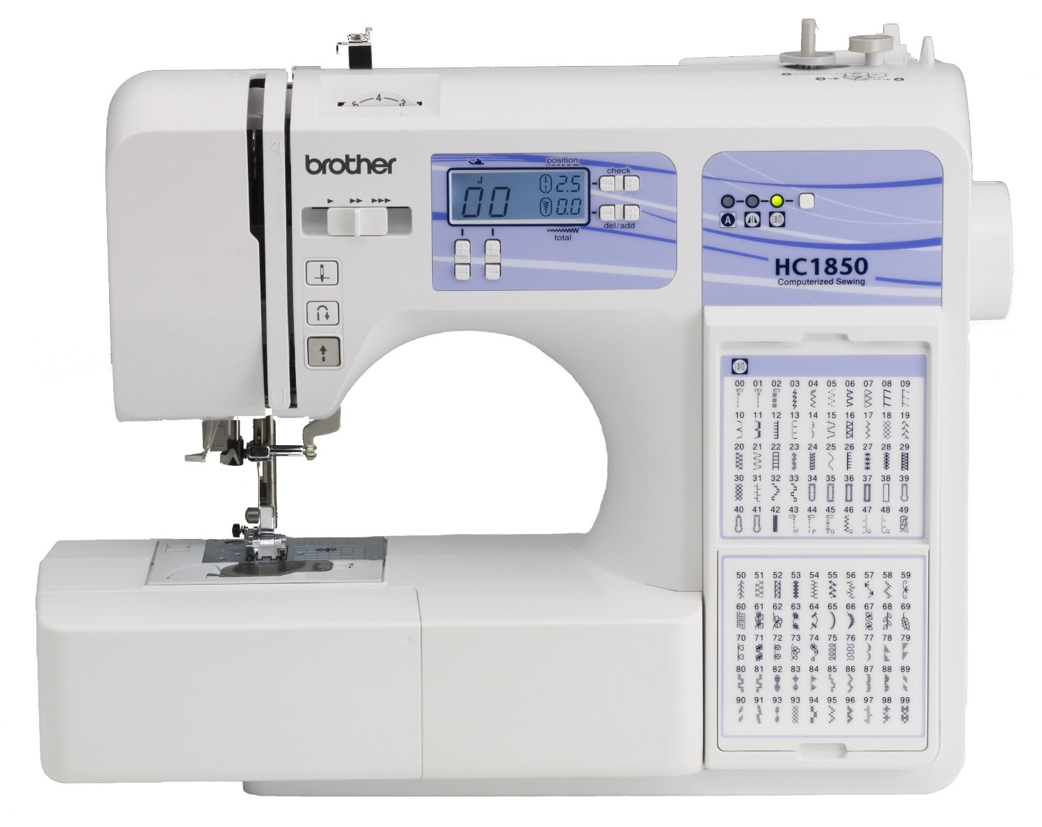 Cheap Computerized Sewing machine 2017