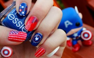 List of Nail Painting designs in Pakistan 2017
