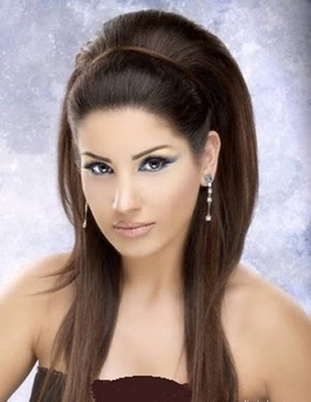 List of Pakistani Hair Style 2017