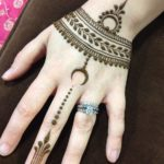 List of Dubai Girls Mehndi Designs 2017