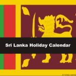 Public Holidays in Sri Lanka 2017