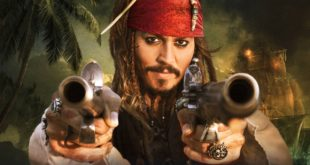 Pirates of Caribbean:Dead Men Tell No Tales