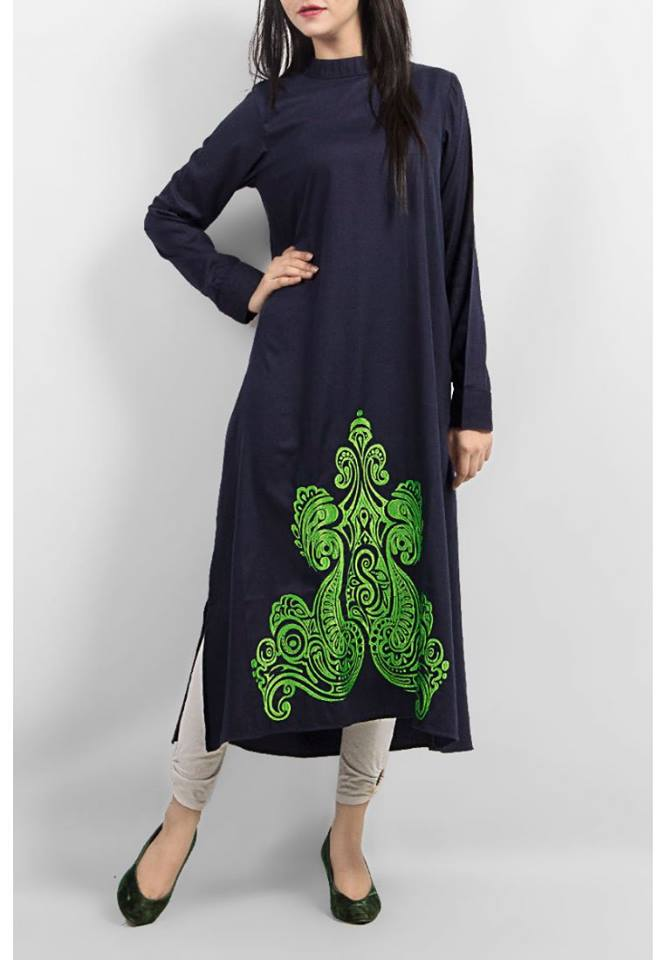 List of female Kurta Designs in Dubai 2017