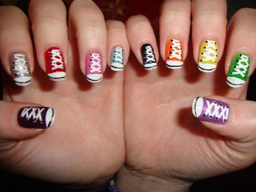 List of Nail Painting Designs in Dubai 2017