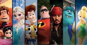 List of Disney movies 2017