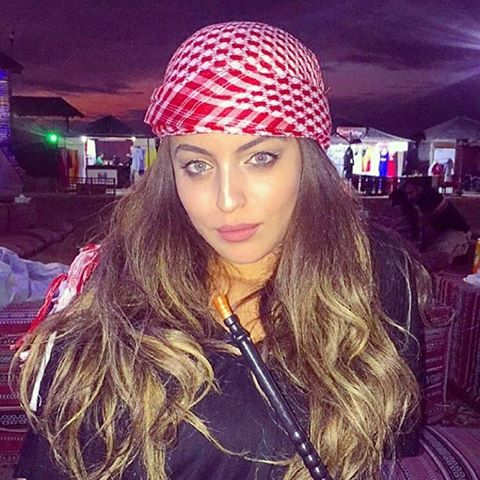 List of Beautiful Girls in Algeria