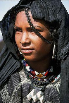 List of Beautiful girls in Niger