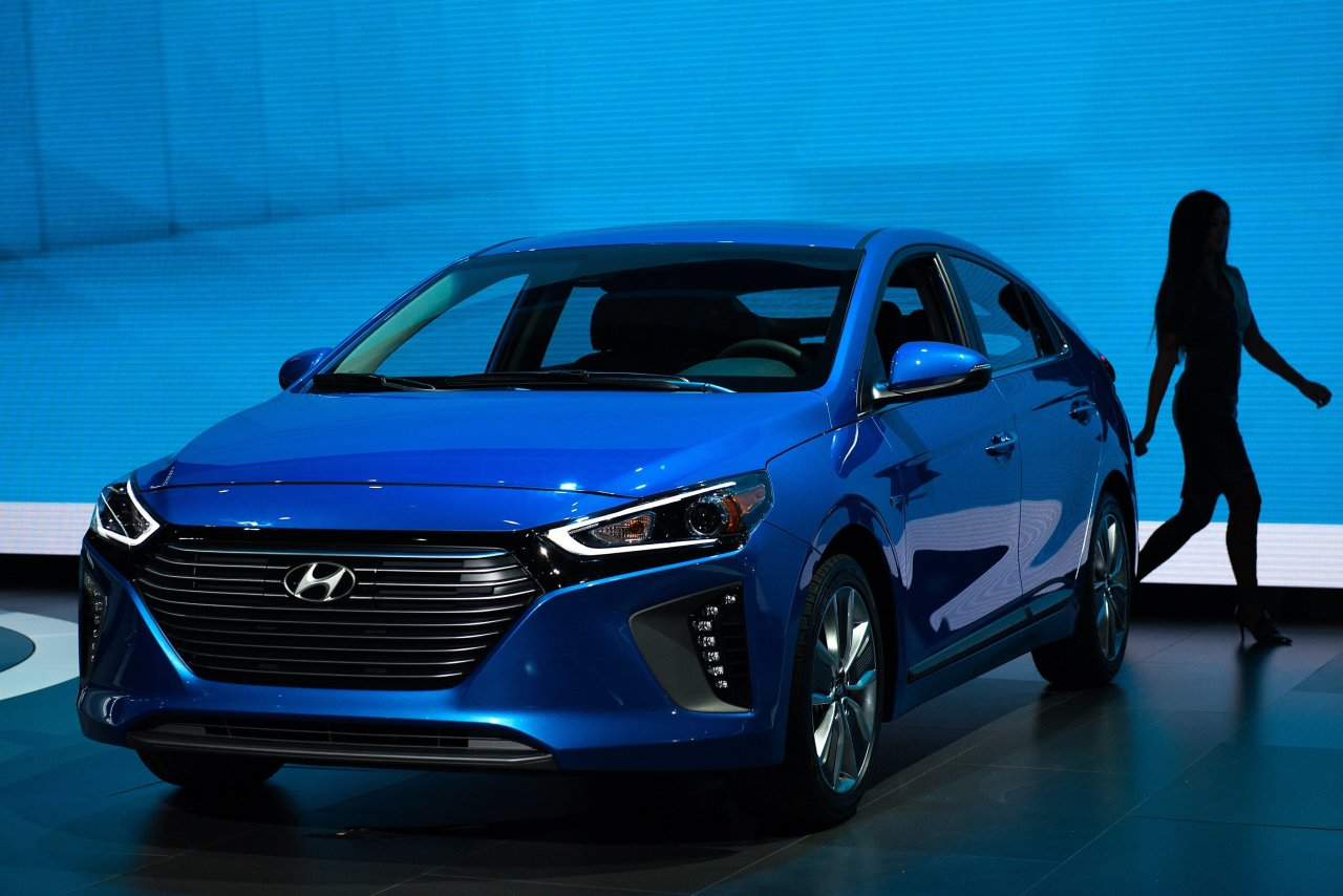 List of 2017Electric Cars