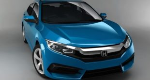 New Model Honda Civic 2017 in Pakistan