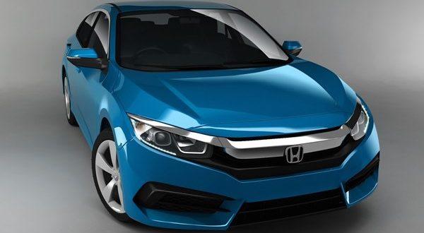 New Model Honda Civic 2017 in Pakistan