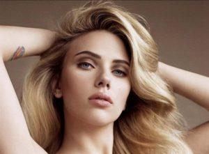 List of Scarlett Johansson upcoming movies 2017