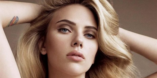 List of Scarlett Johansson upcoming movies 2017