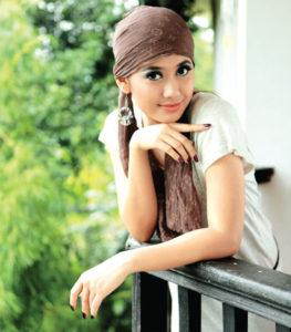 List of Myanmar Beautiful girls