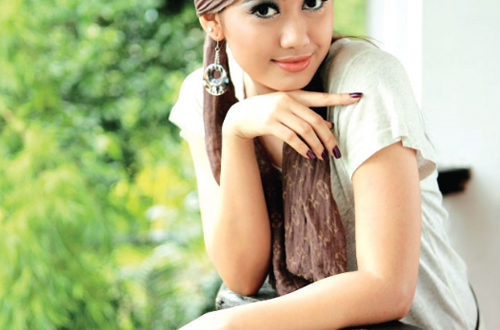 List of Myanmar Beautiful girls