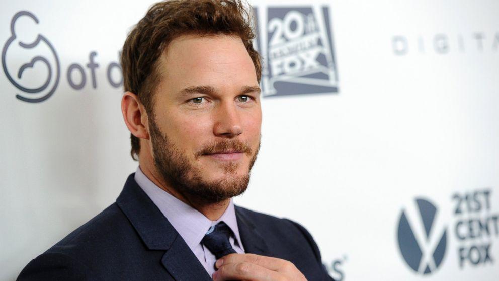 List of Chris Pratt upcoming Movies 2017