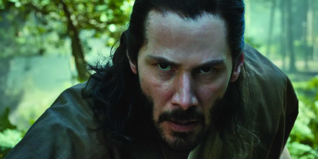 List of Keanu Reeves movies 2017