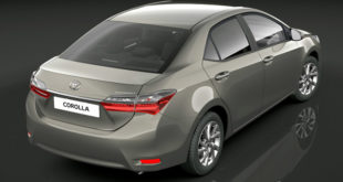 New Model Toyota Corolla 2017 in Pakistan