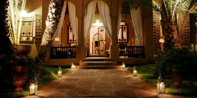 List of Top 5 star Hotels in Morocco