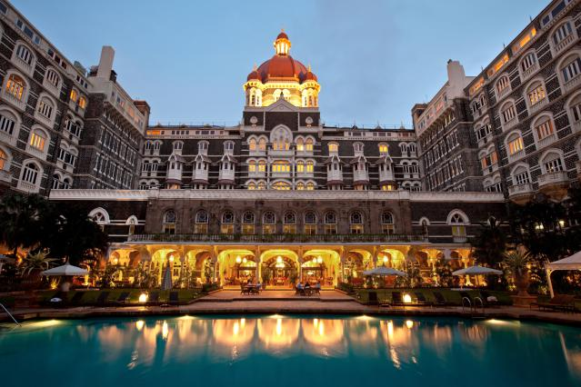List of Top 5 Luxury Hotels in India 2017