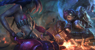 What is New in League of Legends 7.3