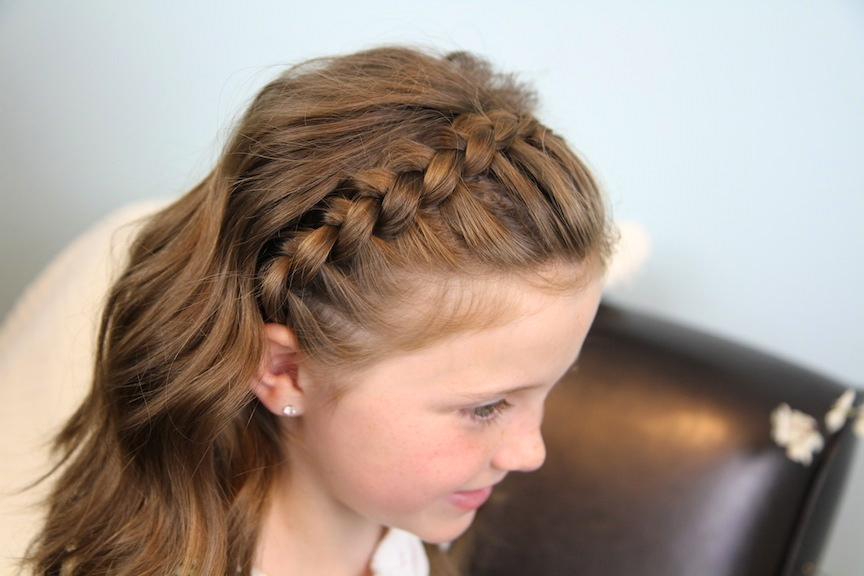 Braided Headband for girls new style