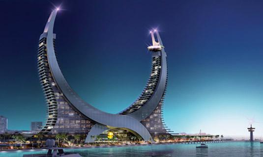 List of 5 star hotels in Qatar 2017