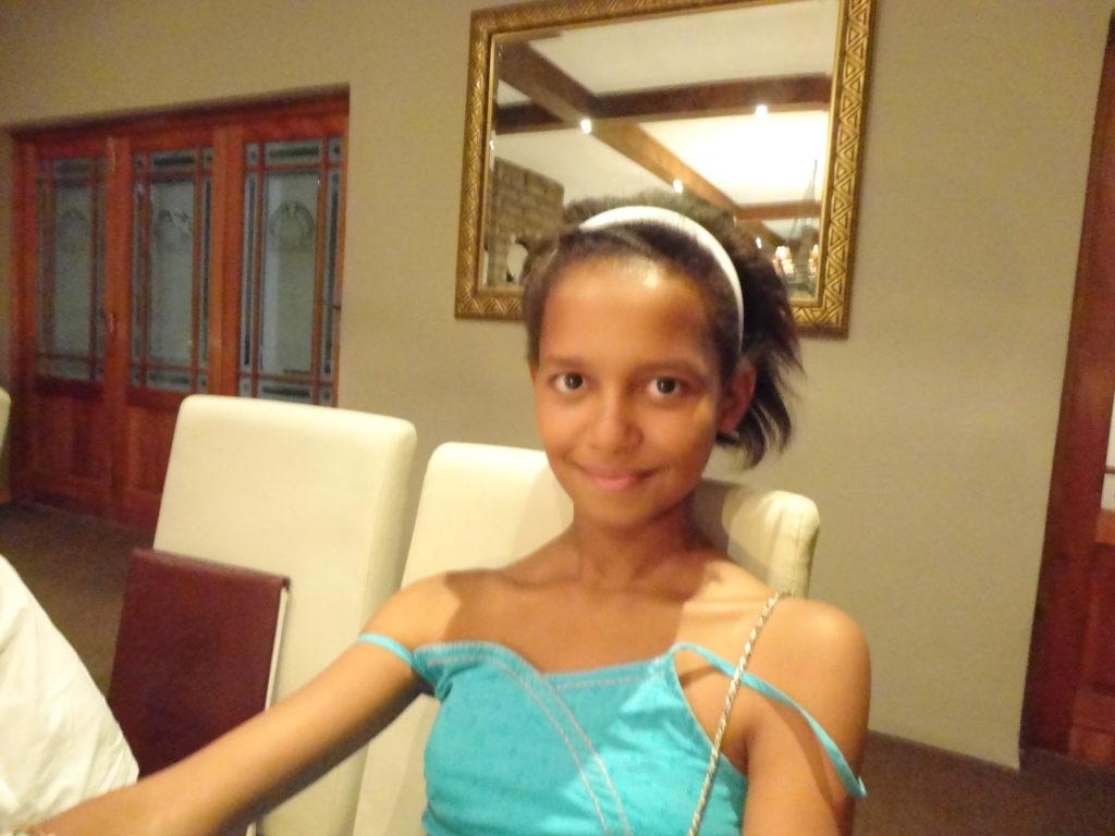 List of Beautiful girls in Lesotho