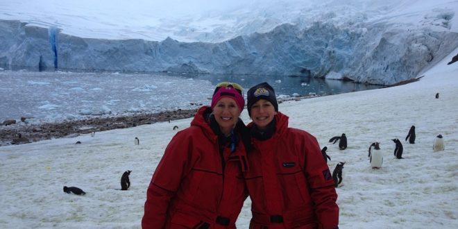 List of Beautiful Girls in Antarctica