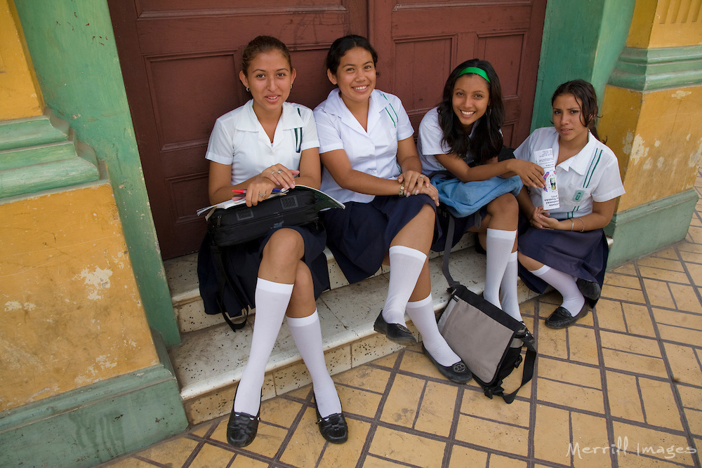 List of beautiful girls in Nicaragua